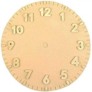 Large Clock Face Wooden Moulding 7cm