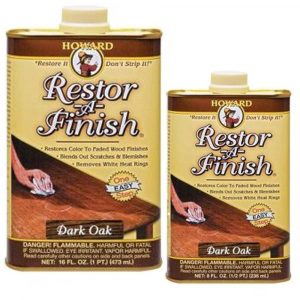 Restor A Finish Dark Oak