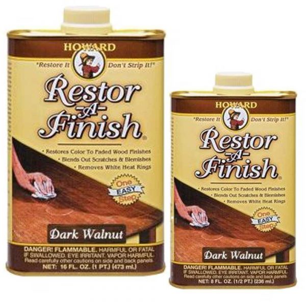 Restor A Finish Dark Walnut