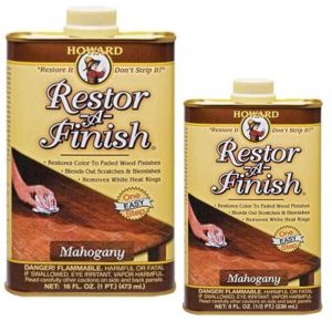 Restor A Finish Mahogany