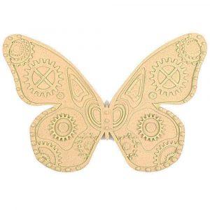 SteamPunk Butterfly 11cm x 16cm