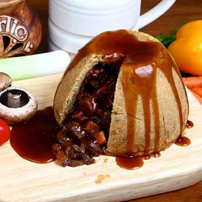 Beef Pudding
