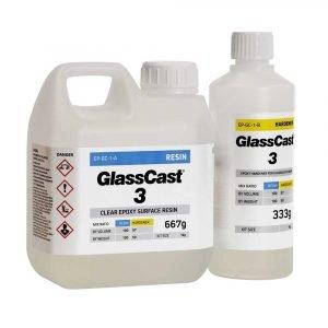 Epoxy Resin Kit | GlassCast3
